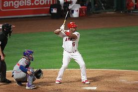 4-19-21 Texas Rangers-Los Angeles Angels Gallery
