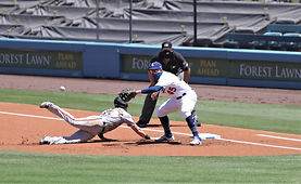 8-9-20 San Francisco Giants-Los Angeles Dodgers Gallery