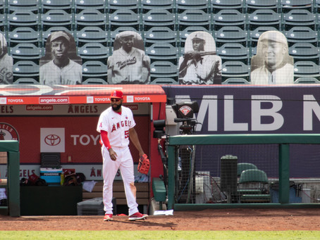 Angels and Dodgers Honor the 100th Anniversary of the Negro League