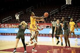 1-15-21 Washington State Cougars-USC Trojans Gallery