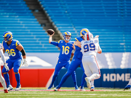 Bills outlast Rams 35-32 in Second Half Shootout