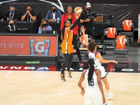 Arike Ogunbowale Leads Team WNBA over Team USA 93-85