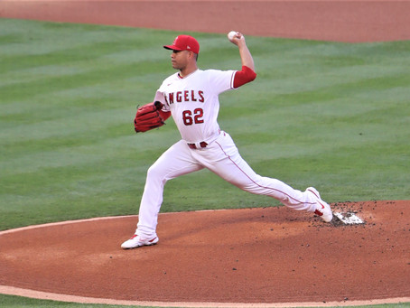 Oakland muscles their way to an 8-4 victory over the Angels