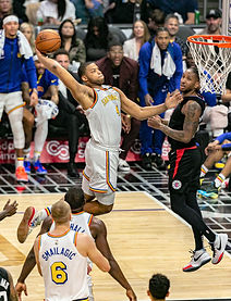 1-10-20 Golden State Warriors-Los Angeles Clippers Gallery
