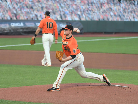 The Hot Hitting San Francisco Giants Too Much For The Arizona Diamondbacks