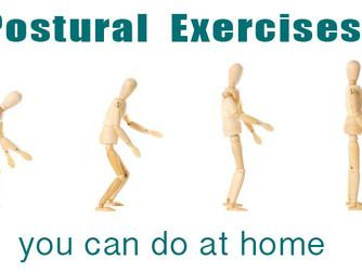 Postural Exercises