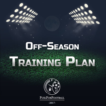 Off-Season Training Plan