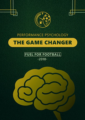 The Game Changer - Performance Psychology