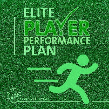 Elite Player Performance Plan (Single Plan)