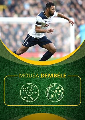 Mousa Dembélé - Performance Analysis