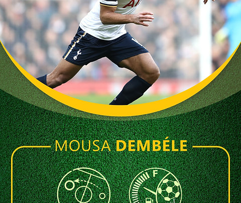 Mousa Dembélé - Performance Analysis