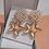 Thumbnail: Ohrstecker Golden Golden Star Pearl