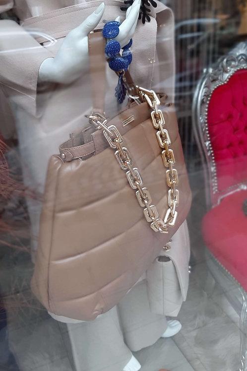 Stylish Belinda Bag Taupe