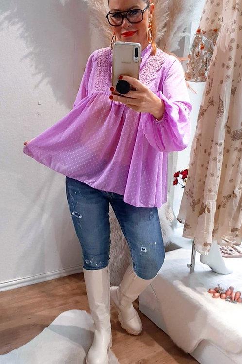 Bluse CANDY SPRING versch. Farben