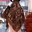 Thumbnail: CREME LUXURY XL Dreieckstuch