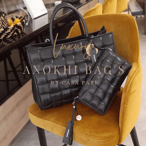 Original ANOKHI Bag Large Echtleder
