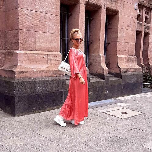 Côte d'Azur Silk Summer Dress 6 Farben