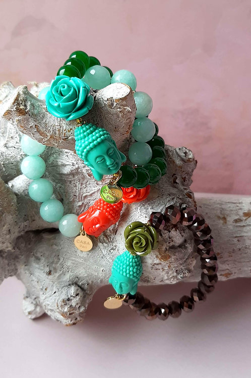 Sweet Dreamy Buddha Armbänder
