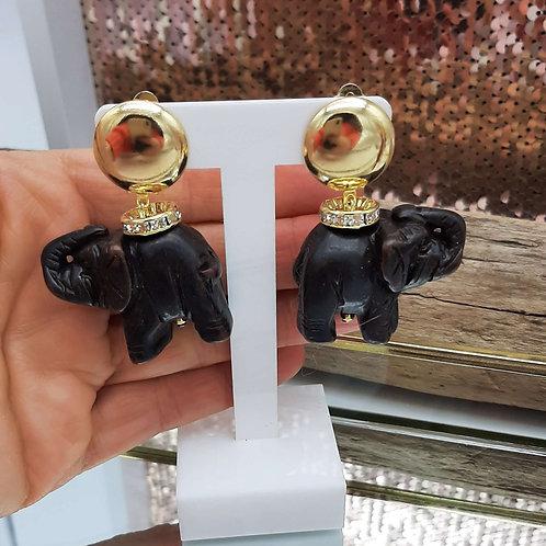 Ohrclips LUCKY Elephant