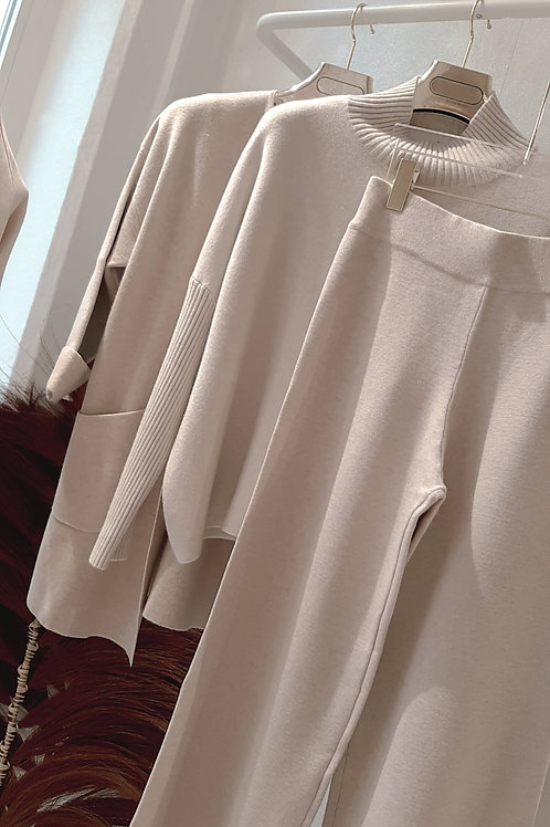 Casual Cashmere Touch Jacket