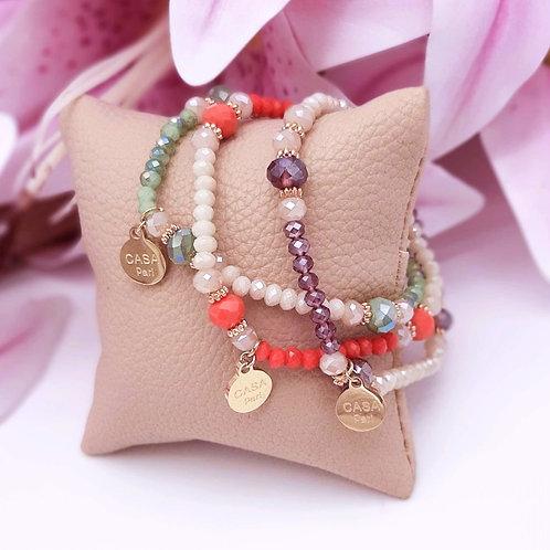 Armband Glam Touch versch. Farben
