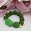 Thumbnail: SPRECIOUS Buddha Rochenleder Armband