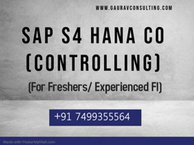 SAP S/4 HANA Controlling Videos