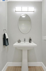 Unit 10 powder room