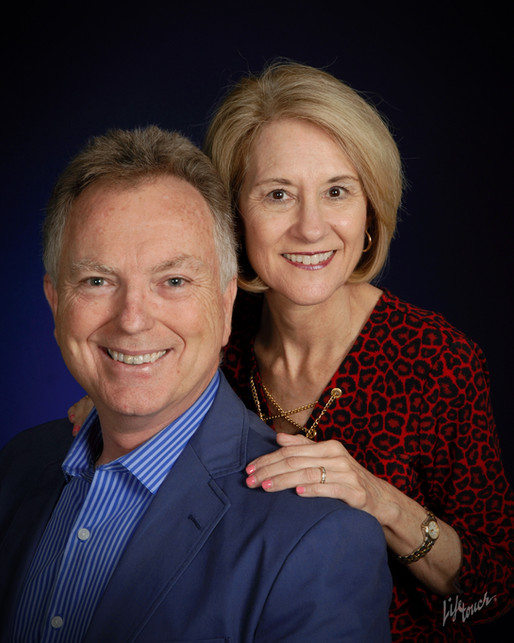 Mark and Debbie