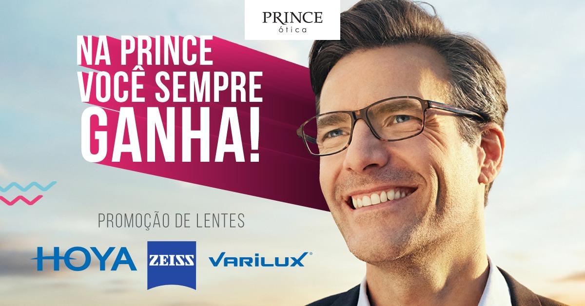 Promoção de lentes ZEISS, Hoya e Varilux na Prince!   Ótica Prince Bauru ec152027fe
