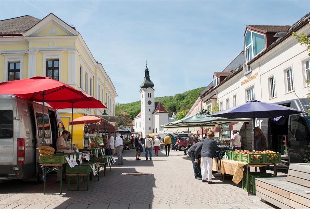 Bauernmarkt Purkersdorf, Pro Purkersdorf, Aicher