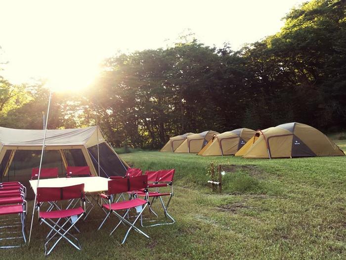 第1回 オープンヴィレッジキャンプ開催