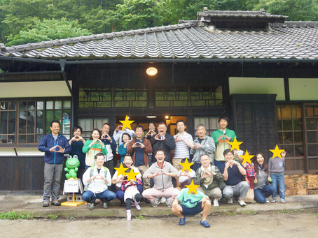 [7/6-7]十方よしフィールドキャンパス in HASH村