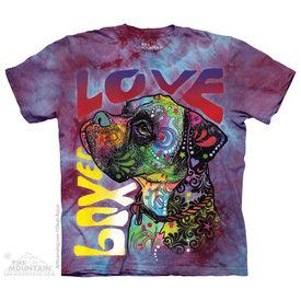 Dean Russo Boxer Love T-Shirt