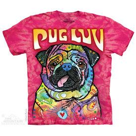Dean Russo Pug Love T-Shirt