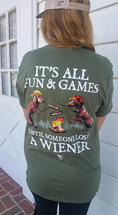 It's All Fun & Games T-Shirt