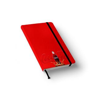 Coca Cola Paper Notebook