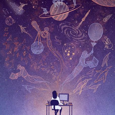 Hanny Van Arkel - 'The Accidental Astronomer'