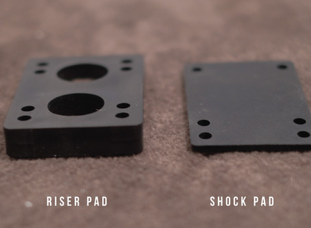 How Riser Pads and Shock Pads Affect Your Ride
