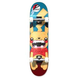 Pika Punked Skateboard