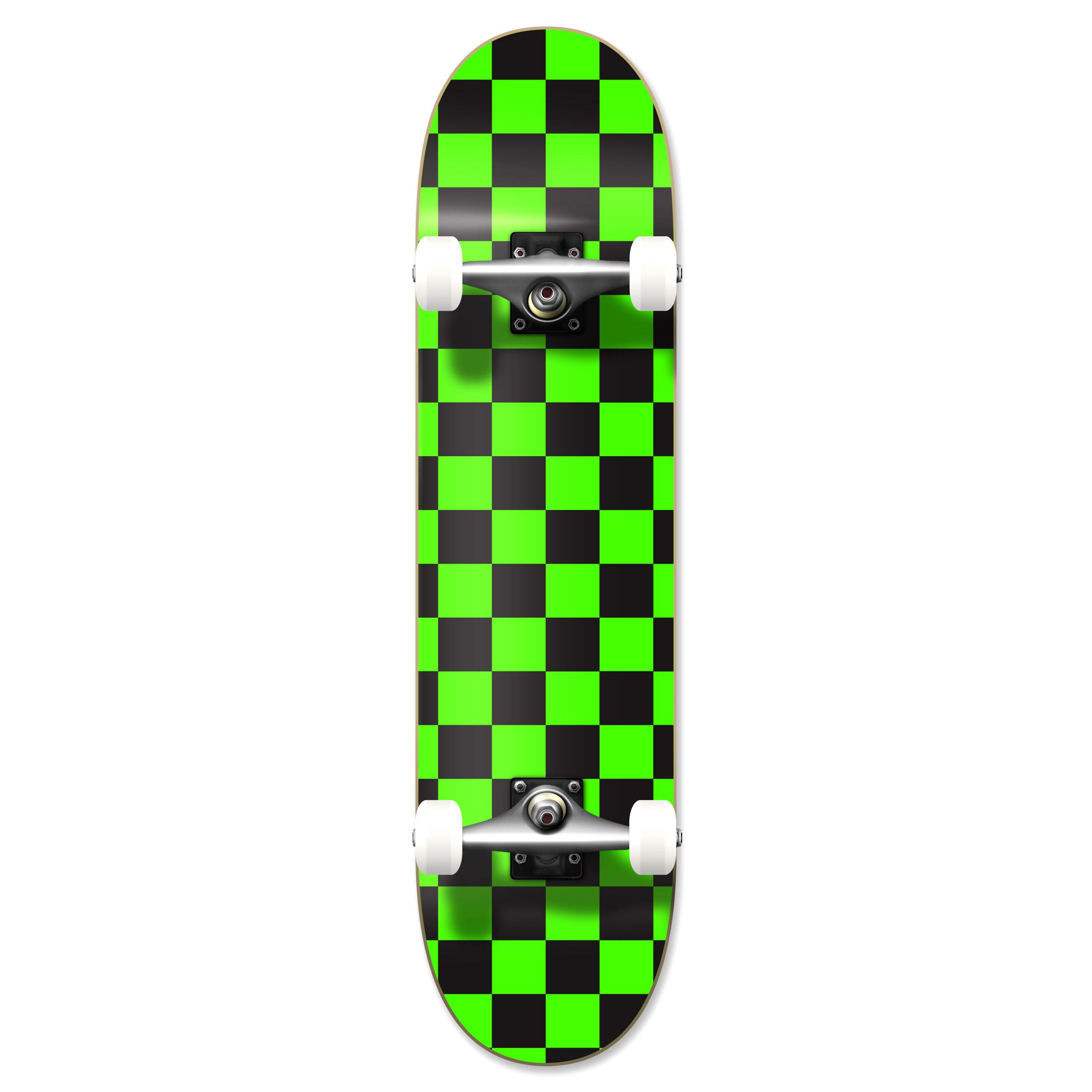 checker green