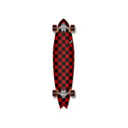 Checker Red - Fishtail
