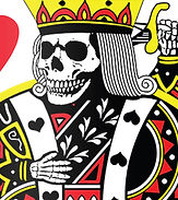 poker series | King skateboards