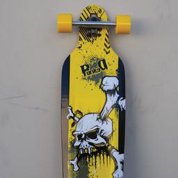 yellow skull 2