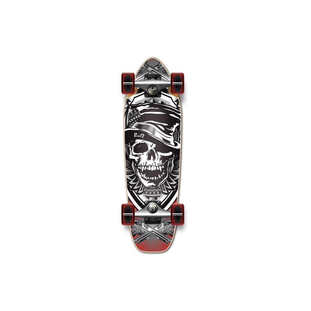 Skull Hat Mini Cruiser