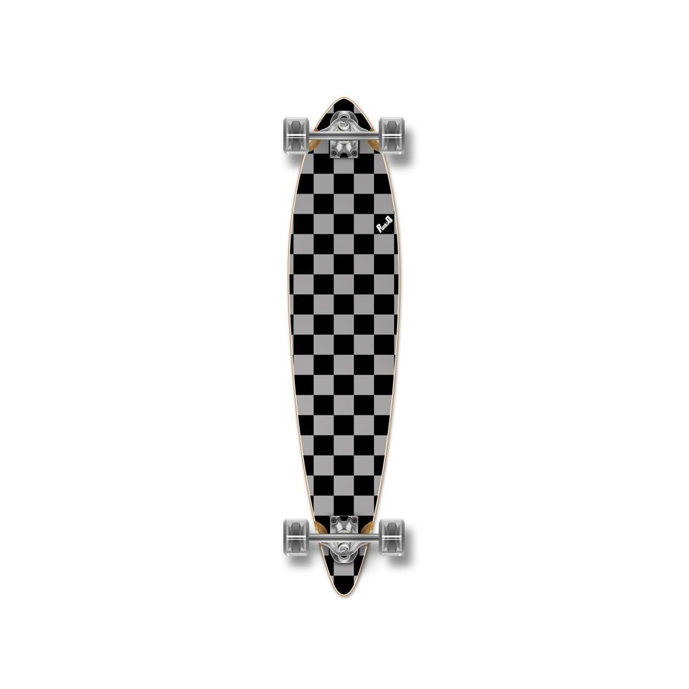 Checker Silver - Pintail