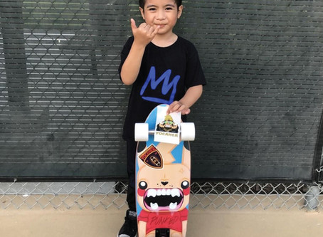 5 year old rider on the rise: jacob ramos