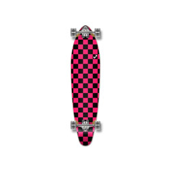 Checker Pink - Kicktail