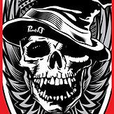 skull skateboard series