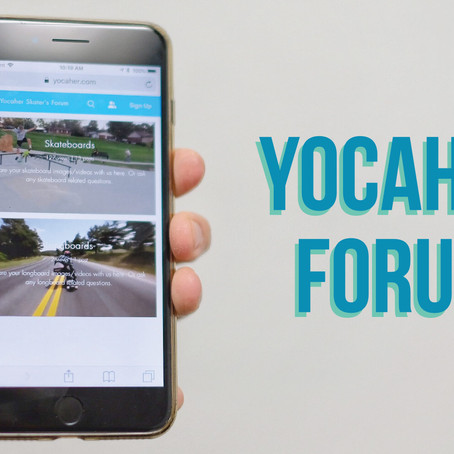 WELCOME TO YOCAHER FORUM